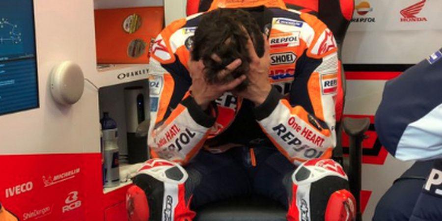 Jangankan Spesialis Runner-up MotoGP, Marc Marquez Keok di Atas Motor Ini