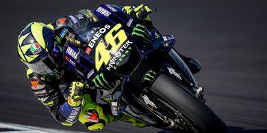 Bos Yamaha Sebut Timnya Akan Terasa Aneh Tanpa Valentino Rossi