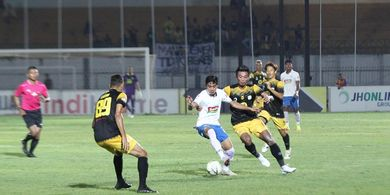 Barito Putera Kehilangan Dua Pemain Andalan untuk Laga Kontra Persipura