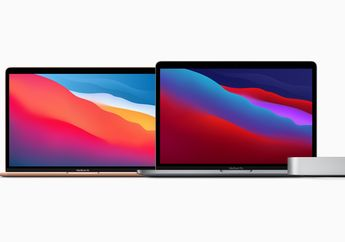 Apple Resmi Umumkan MacBook Air, MacBook Pro, dan Mac Mini dengan CPU Apple M1