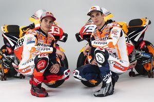 Marc Marquez dan Alex Marquez Bakal Gunakan Helm Spesial di MotoGP Spanyol 2020