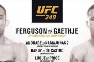 VIDEO - Aksi Brutal Justin Gaethje Buat Petarung UFC Roboh Tak Berdaya