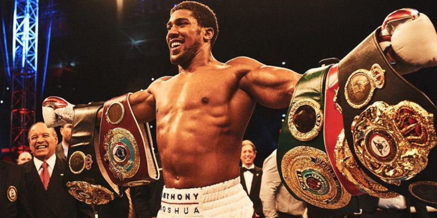 Peringatan Keras Anthony Joshua bagi Mike Tyson yang Sudah Uzur