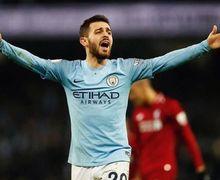 Bernardo Silva: Kekuatan Manchester City Adalah Tak Memiliki Ronaldo atau Messi
