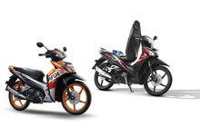 Line Up Motor Bebek Honda Hilang Dua, Blade 125 dan Supra Helm In