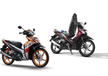 Waduh! Ada 2 Motor Bebek Honda Hilang di Websitenya, Discontinue?