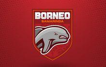 Sambut Liga 1 2021, Borneo FC Sulap Pemainnya  jadi Tentara