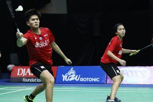 Toyota Thailand Open 2021 -Adnan/Mychelle Sempurnakan Kemenangan Indonesia Meski Sempat Kecolongan