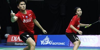 Hasil Thailand Open II 2021 - Adnan/Mychelle Juga Pijak Babak Kedua