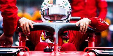 Sebastian Vettel Sebut F1 2019 Bukan Periode Terburuk Kariernya