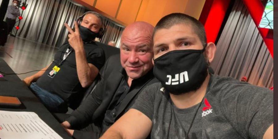 Alasan Dana White Percaya MMA Bisa Jadi Olahraga Terbesar di Dunia