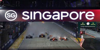 GP Singapura 2019 Diharapkan Tidak Batal karena Polusi Udara