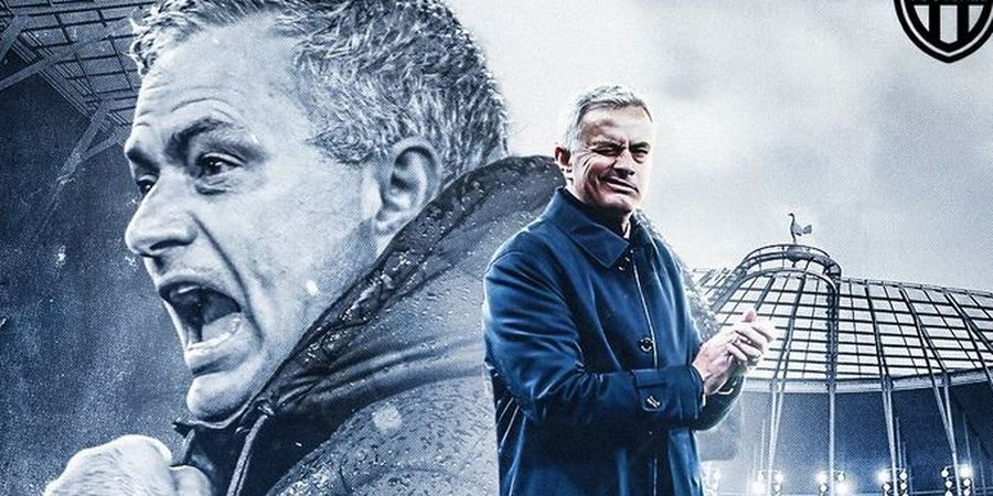 Karena Jose Mourinho, Tottenham Hotspur Pasti Juara Piala Liga Inggris