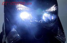 Cuma Rp 300 Ribuan, Lampu Yamaha NMAX Bisa Diganti Punya Toyota Fortuner VRZ