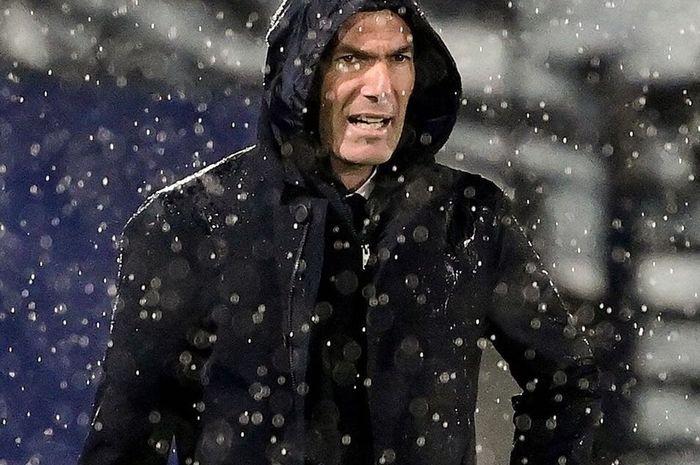 Zidane membela penampilan buruk Eden Hazard