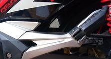 Bikin Kaki Kesemutan, Begini Trik Usir Getaran di Footstep Motor