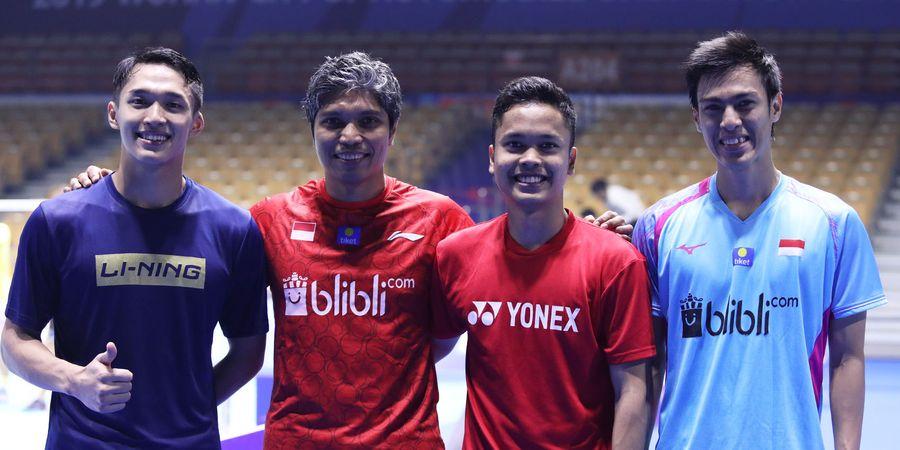 Tunggal Putra Indonesia Bisa Juarai Indonesia Open 2019, Asalkan...