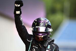 Klasemen Sementara Formula 1 - Lewis Hamilton Tempel Valtteri Bottas