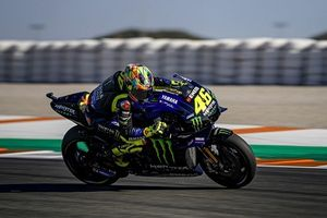 Tes Pramusim MotoGP 2020 Bikin Valentino Rossi Makin Optimistis dengan Performa Yamaha untuk Musim Depan