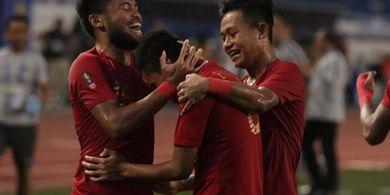 Hasil Timnas U-22 Indonesia Vs Myanmar - Berjaya di Duel Menegangkan, Garuda Muda ke Final