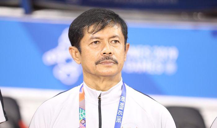 Direktur teknik PSSI, Indra Sjafri.