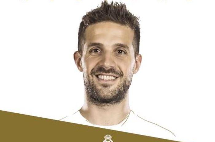 Pemain baru tim basket Real Madrid, Nicolas Laprovittola.
