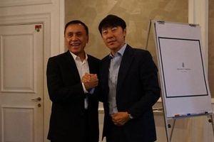 Shin Tae-yong Mengaku Sudah Kenali Atmosfer Sepak Bola Indonesia