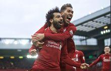 Tanpa Trio Firmansah, Liverpool Peringkat 7 Liga Inggris dan Juru Kunci Liga Champions