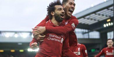 Berita Liga Inggris - Liverpool Vs Arsenal, Mampukah The Gunners Stop Trio Firmansah?