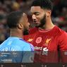 Fans Liverpool Suka dengan Reaksi Joe Gomez Terhadap Raheem Sterling