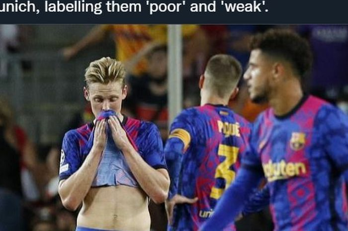 Gerard Pique masih yakin kalau Barcelona bisa bersaing merebut gelar juara, meskipun tampil buruk di Liga Spanyol.
