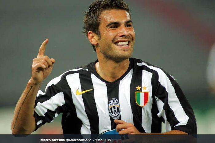 Adrian Mutu saat berserafam Juventus.