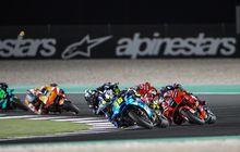 Link Live Streaming Kualifikasi MotoGP Portugal 2021 - Mulai Pukul 18:35, Marquez Vs Rossi di Q1