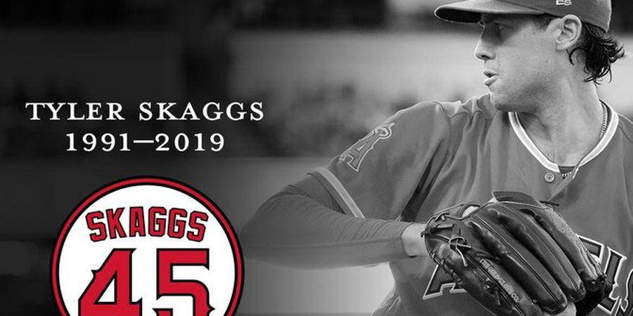 Tragis, Pemain Bisbol dari Los Angeles Angels Ditemukan Meninggal di Kamar Hotel