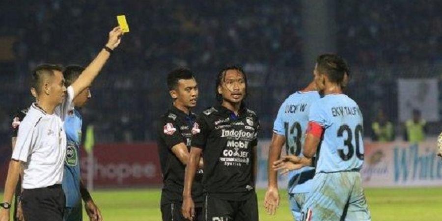 Pemain Persib Dilarang Kena Kartu Kuning, Denda Bayar Sendiri!