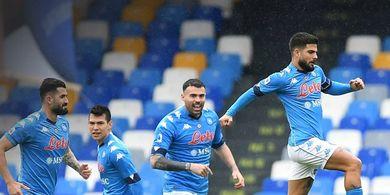 Hasil dan Klasemen Liga Italia - Napoli Tertajam di Eropa, Inter Milan Jauhkan Juventus dari 3 Besar