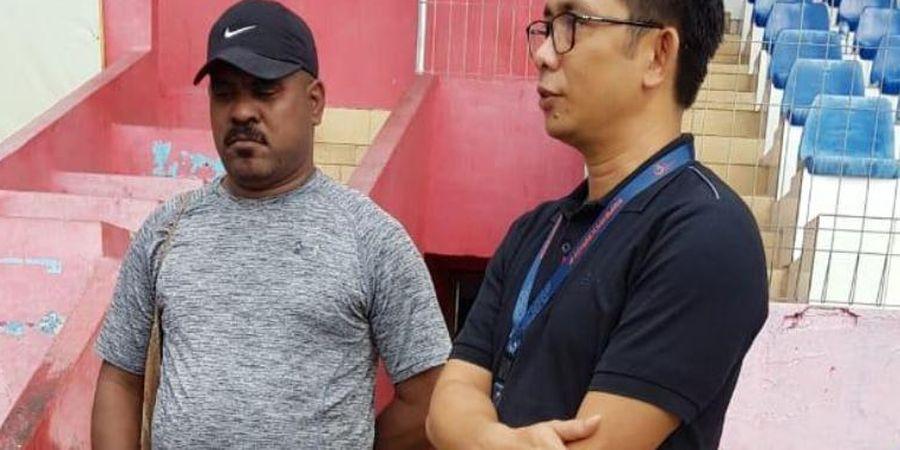 Persipura Pilih Manado, Jamu PSIS dan Borneo di Klabat