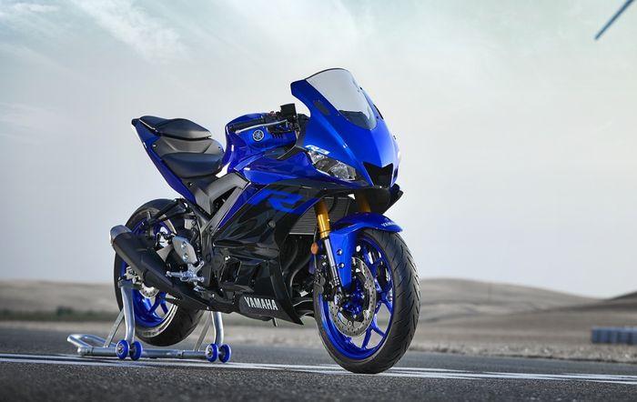 Yamaha R3 yang beredar di Eropa