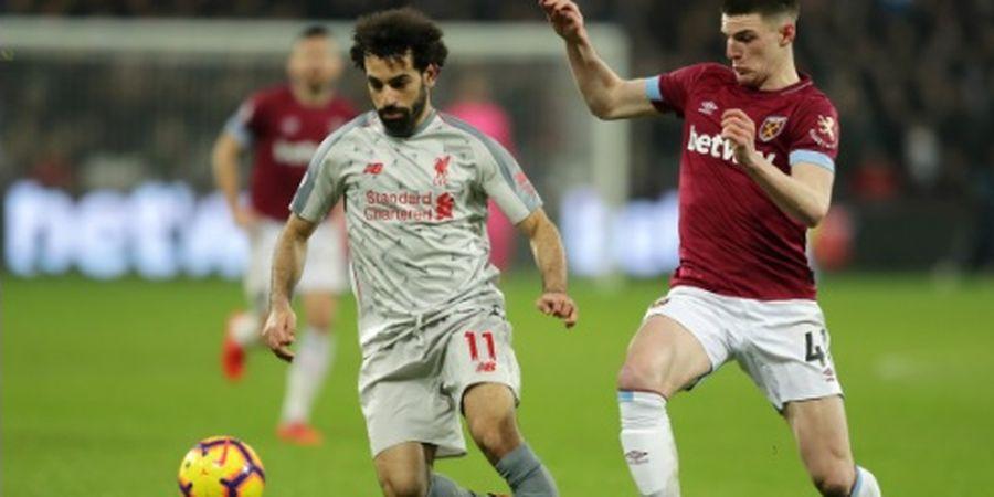 Penyelidikan Dilakukan Menyusul Beredarnya Rekaman Serangan Rasialis terhadap Mohamed Salah