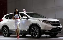 CR-V Turbo Dibanding-bandingkan dengan Wuling Almaz, Honda Tak Khawatir