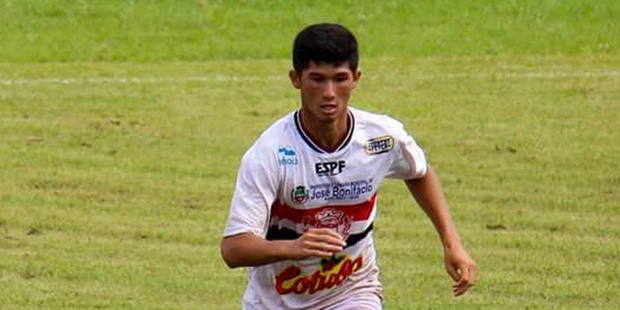 Sempat Dipanggil Timnas U-22, Bek Muda Ini Mulai Dilirik Klub Liga 1
