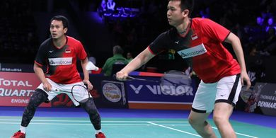 Rekap Hong Kong Open 2019 - Ganda Putra Indonesia Sukses Besar