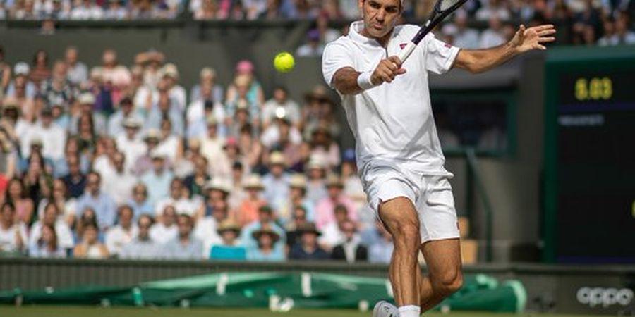Roger Federer Tak Bisa Sembunyikan Rasa Penyesalan Usai Nyaris Menang