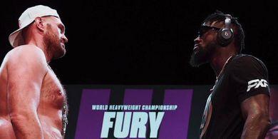 Jelang Duel Ketiga, Fury Wanti-wanti Wilder Jangan Tuding Curang Lagi