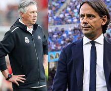 Jelang Inter Milan Vs Real Madrid, Adu Gengsi Pertemuan Kedua Pelatih