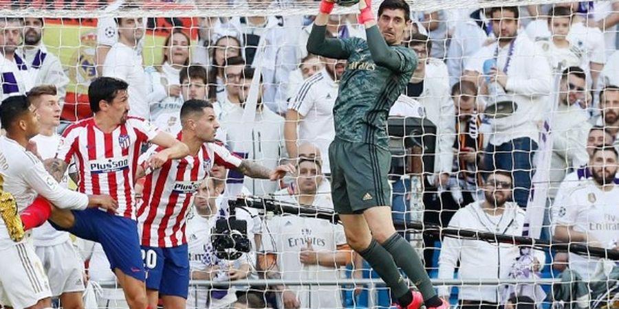 LINK LIVE STREAMING  Real Madrid vs Atletico Madrid - Raksasa Ibu Kota Saling Bunuh