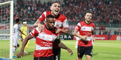 Madura United Berusaha Hindari Hujan Kartu Saat Menjamu Bhayangkara FC