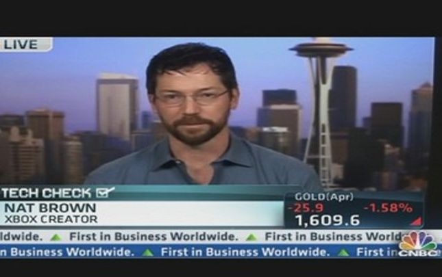 Cuplikan wawancara Nat Brown di CNBC