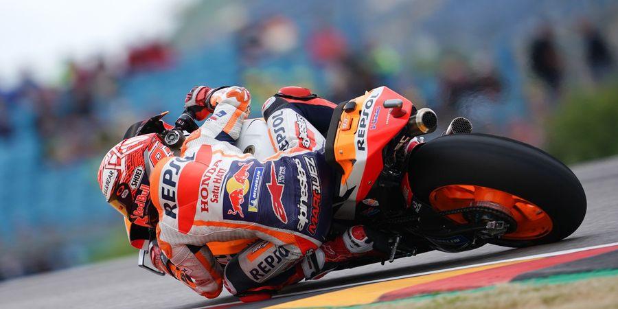MotoGP Jerman 2021 - Marc Marquez Beberkan Nestapa Tim Honda