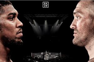 Anthony Joshua dan Tyson Fury Sudah Sehati soal Tanggal Duel Juara Tinju Sejati